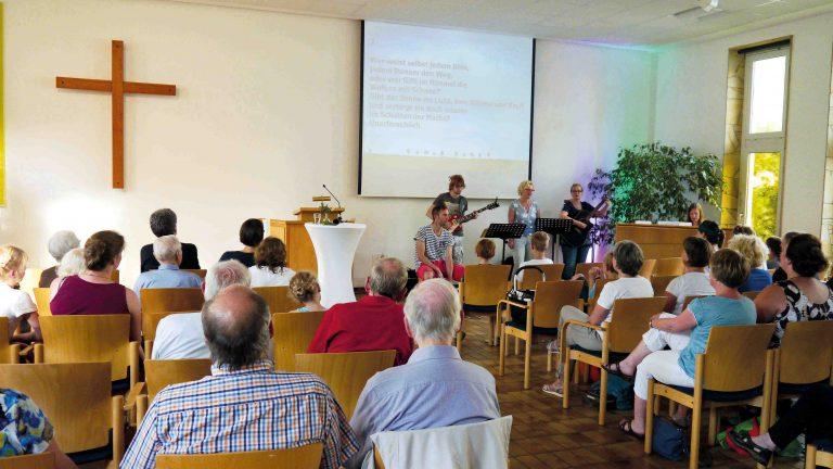 Gottesdienst | Landeskirchliche Gemeinschaft Osnabrück