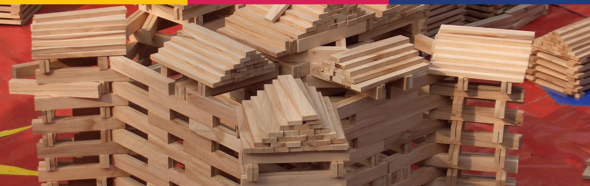 Holzturmbau | Landeskirchliche Gemeinschaft Osnabrück
