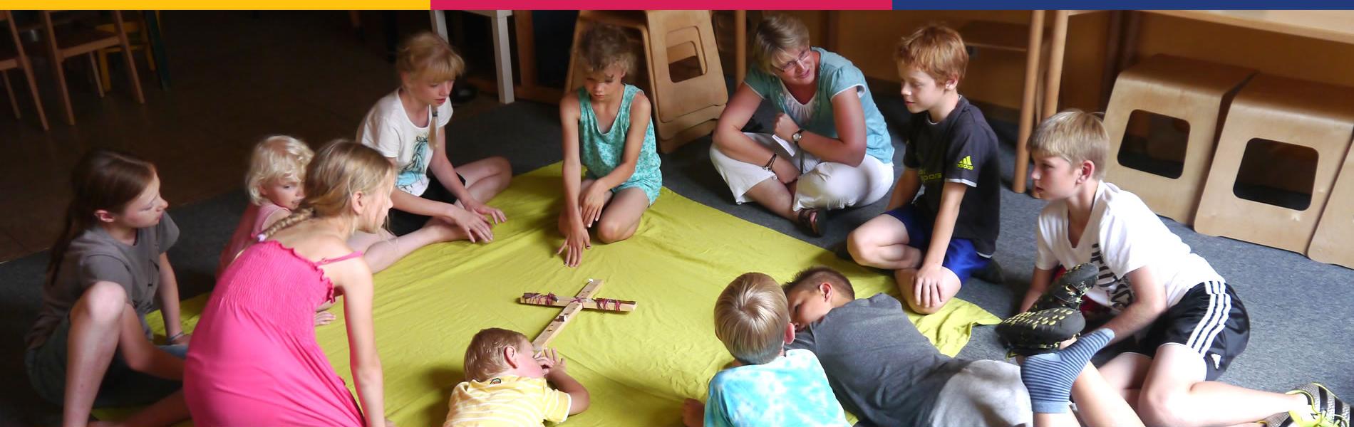 Kindergottesdienst | Landeskirchliche Gemeinschaft Osnabrück