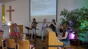 LKG-Zusammen singen